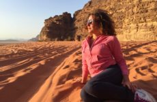 Wadi Rum (deserto) – Giordania