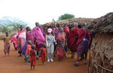 Kenya – Villaggio Masai