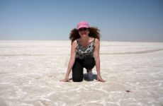 Tunisia – Lago salato Chott el Jerid