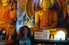 Sri Lanka  – Tempio Buddhista
