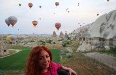 Cappadocia – in mongolfiera