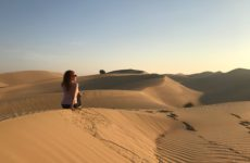 Dubai – deserto