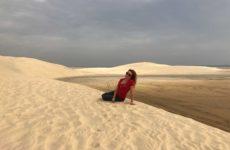 Qatar – desert