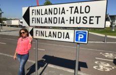 Finlandia – Helsinki