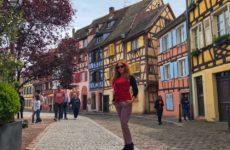 Colmar (Alsazia) -Francia
