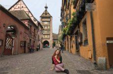 Riquewihr – (Alsazia)  – Nel paese della Bella e la Bestia