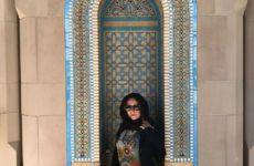 Muscat – Grande Moschea del Sultano Qaboos – Oman